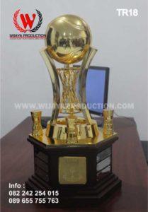 Pusat Plakat trophy bergilir basket