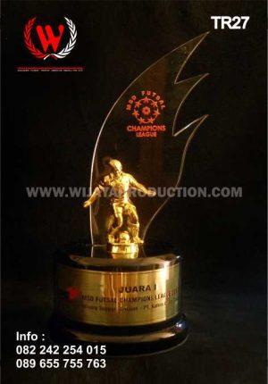 Plakat Akrilik Kejuaraan Futsal