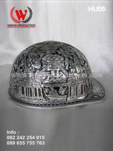 contoh kerajinan logam