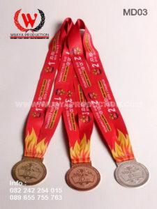 Medali juara