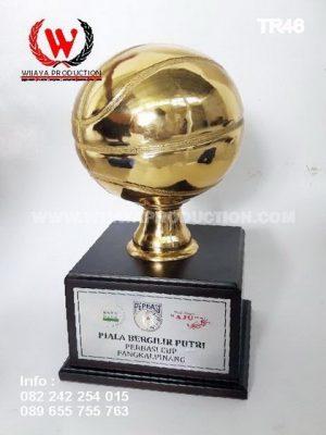 Piala Bergilir Basket Putri Perbasi Cup Pangkal Pinang