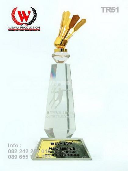 Piala Bergilir Badminton Eva Jaya