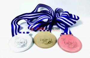 Medali Juara Apresiasi