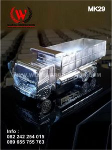 cara membuat miniatur truk