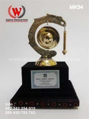 Souvenir Miniatur Gong Kuningan