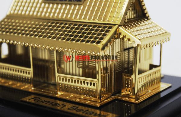 Souvenir Miniatur Rumah